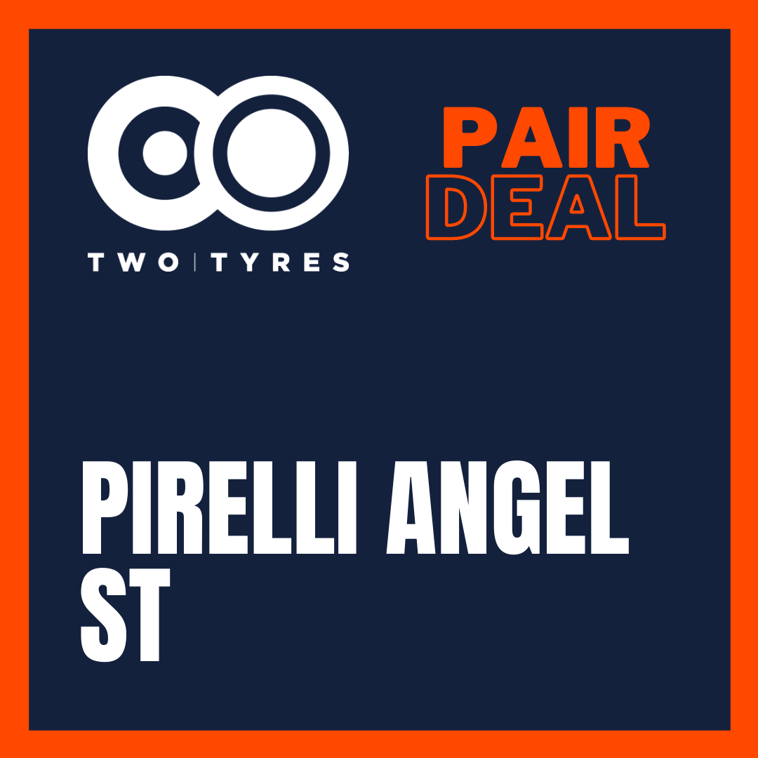 Pirelli Angel ST Pair Deal Preview
