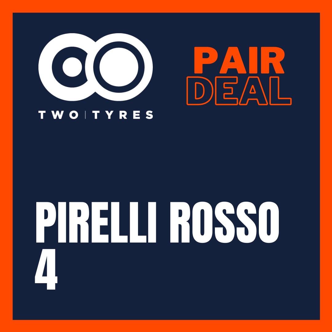 Pirelli Diablo Rosso 4 Pair Deal Preview