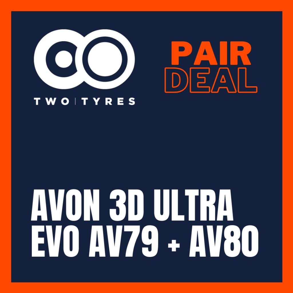 Avon 3D Ultra Evo Pair Deal Preview