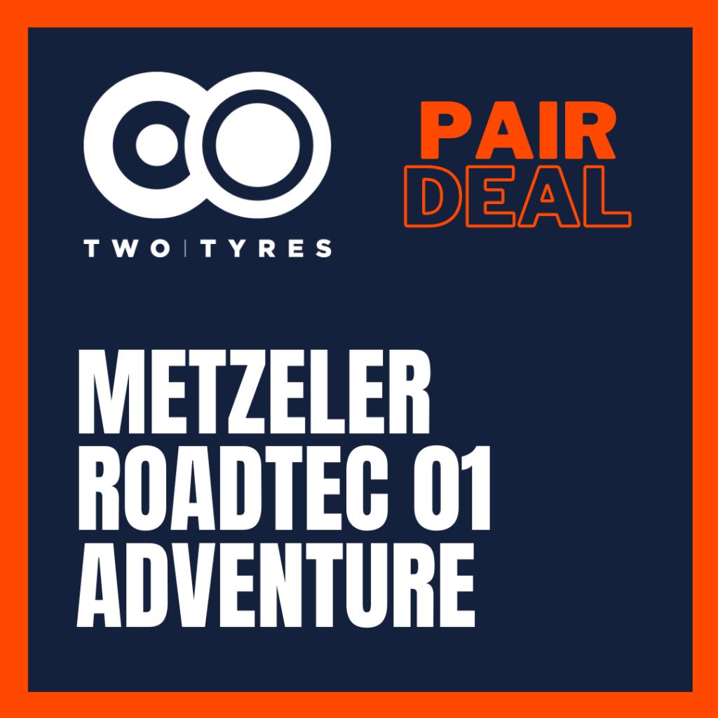 Metzeler Roadtec 01 Adventure Pair Deal Preview