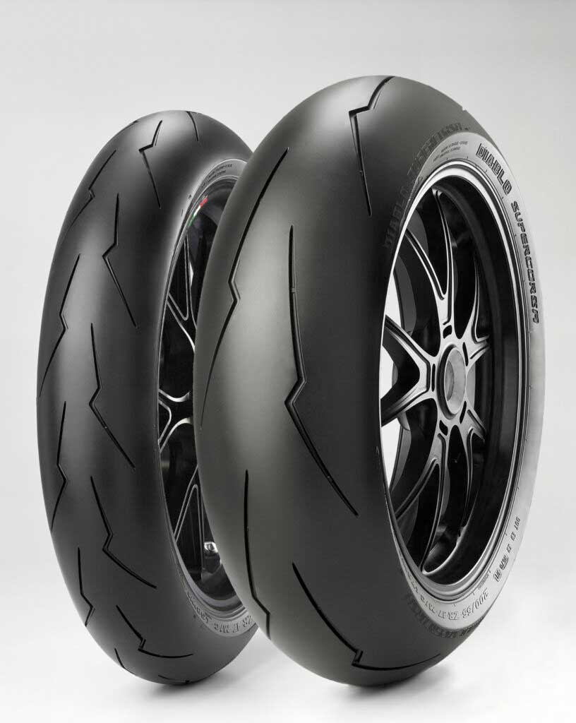 Pirelli Diablo SuperCorsa V2 SC Pair and Triple Pack Deal Preview