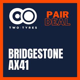 Bridgestone Adventurecross AX41 Pair Deal Preview