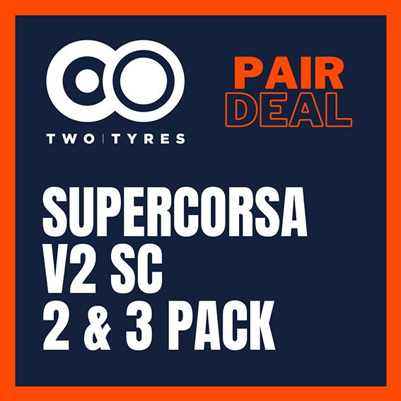 Pirelli Diablo SuperCorsa V2 SC Pair and Triple Pack Deal Preview