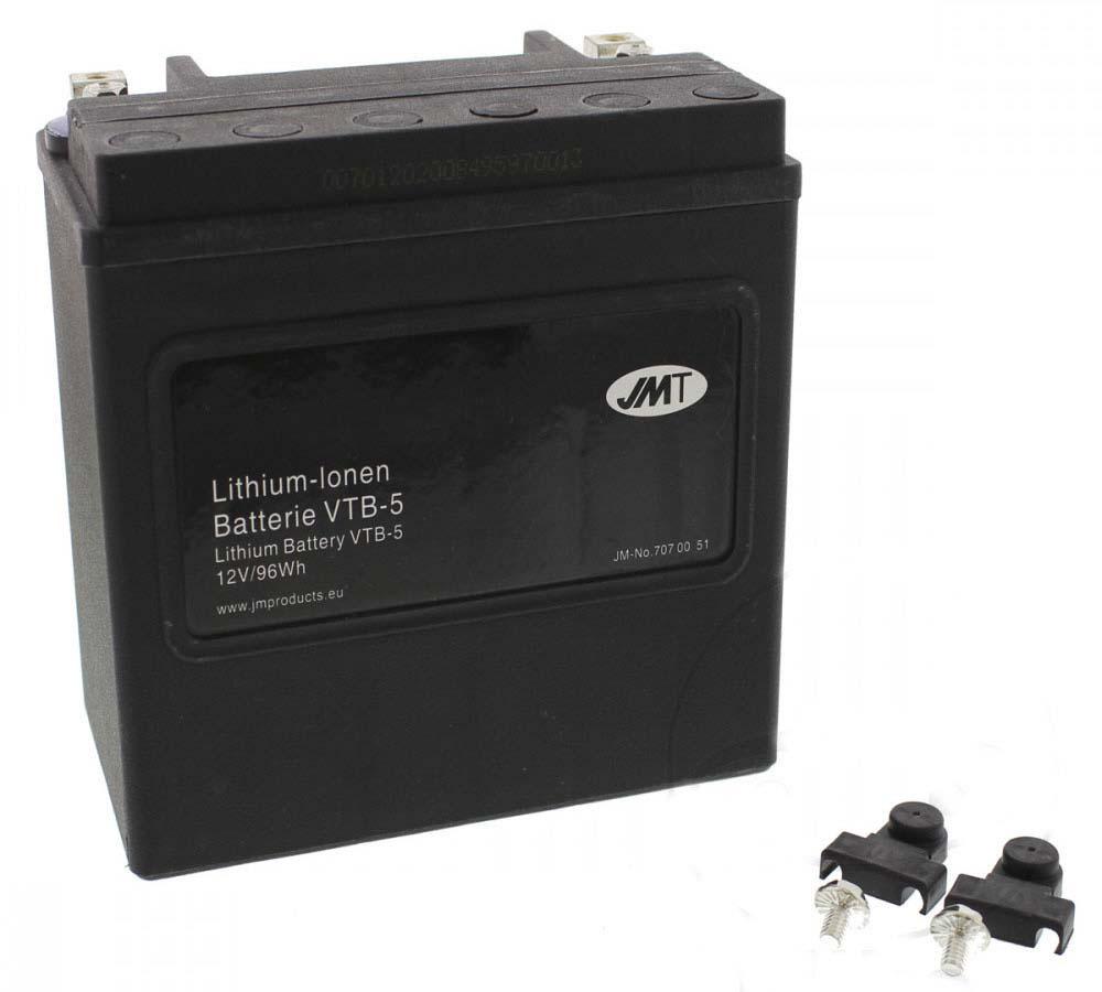 Harley Davidson 65991 Lithium Battery VTB-5 Preview