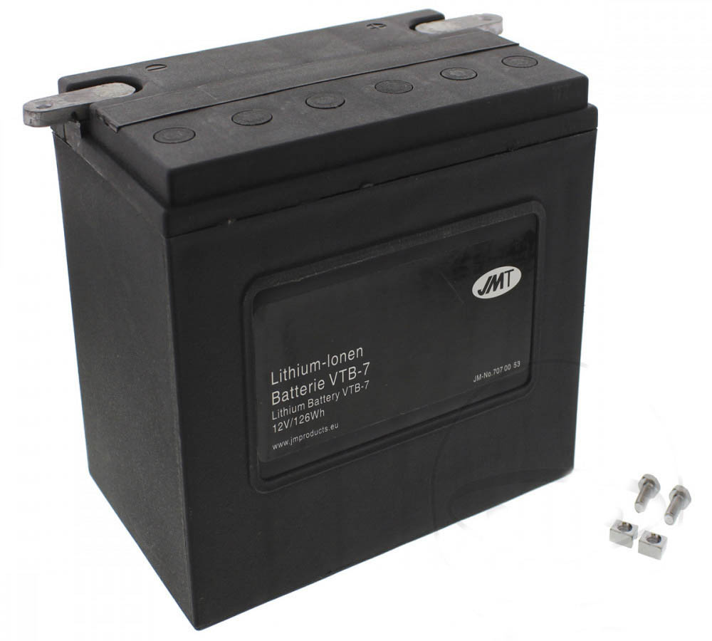 Harley Davidson 66007 Lithium Battery VTB-7 Preview