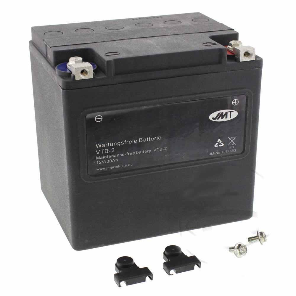 Harley Davidson Battery 66010 / VTB-2 Preview