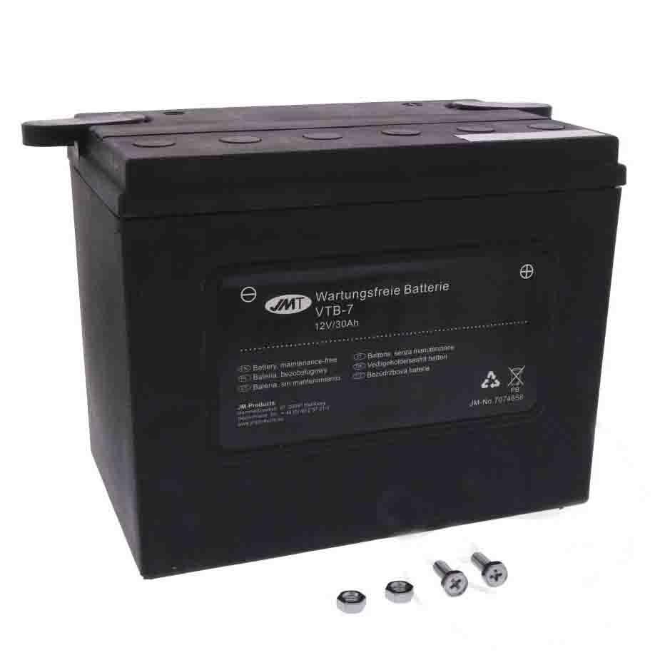 Harley Davidson Battery 66007 / VTB-7 Preview