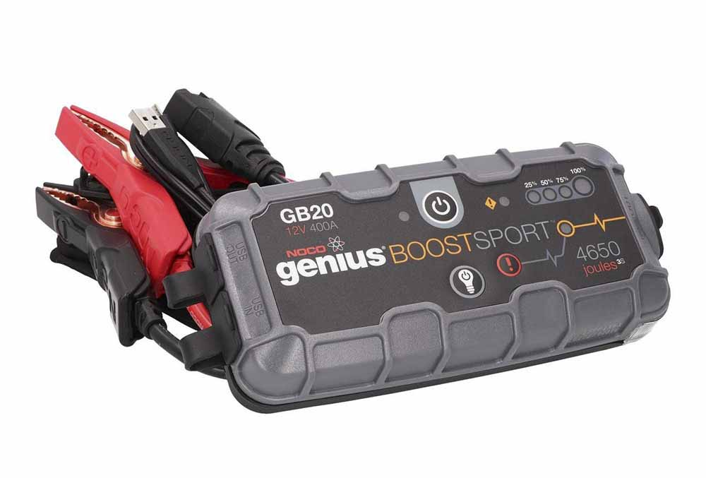 NOCO GB20 Boost Sport Jump Starter Preview