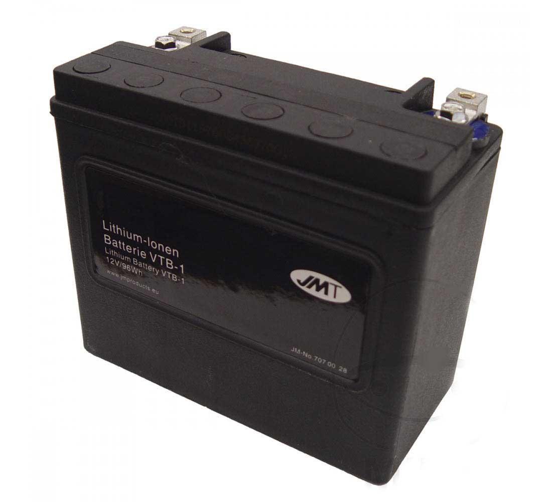 Harley Davidson 65989 Lithium Battery VTB-1 Preview