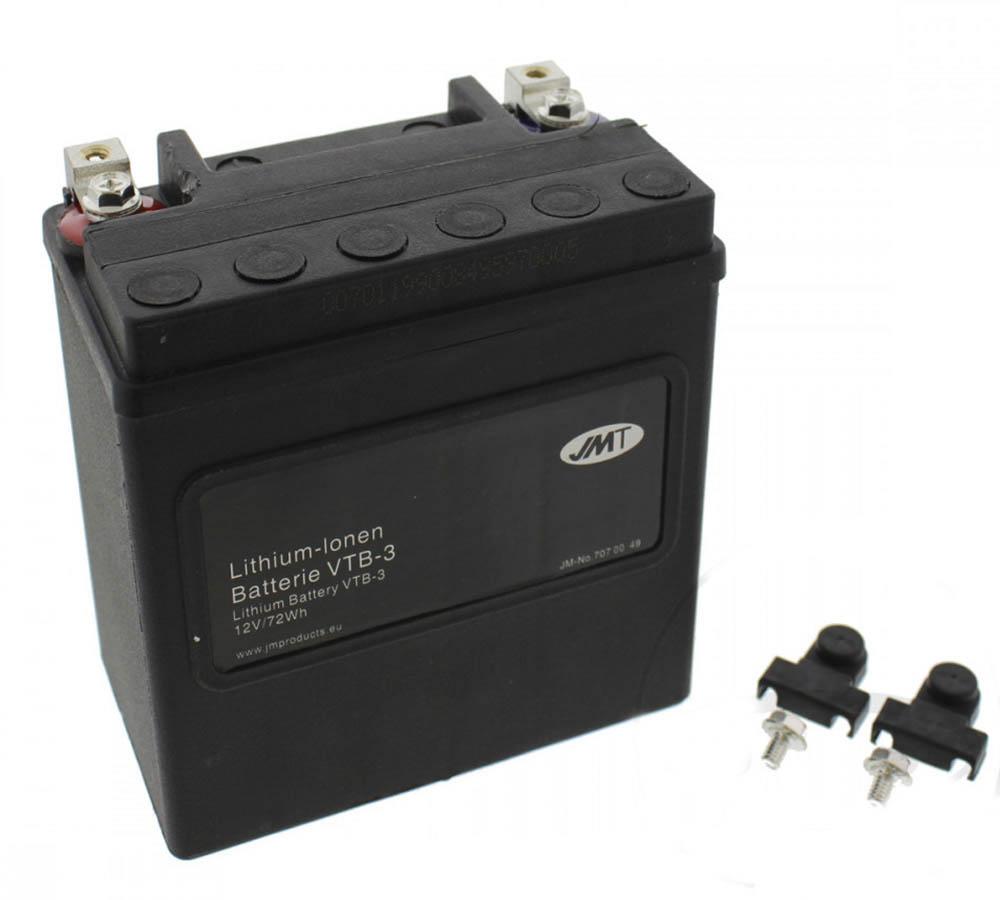 Harley Davidson 65948-04 Lithium Battery VTB-3 Preview