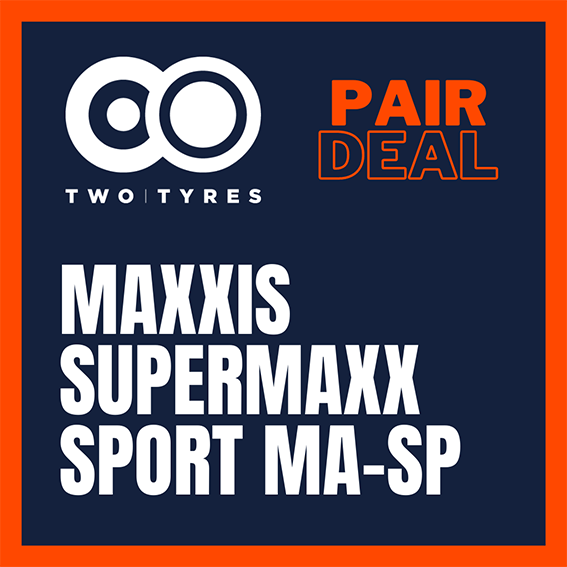 Maxxis Supermaxx Sport Radial Pair Deal Preview